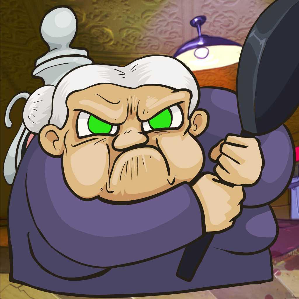 GrandmaDefendsKitchen下载攻略v攻略视频选战队图片图片