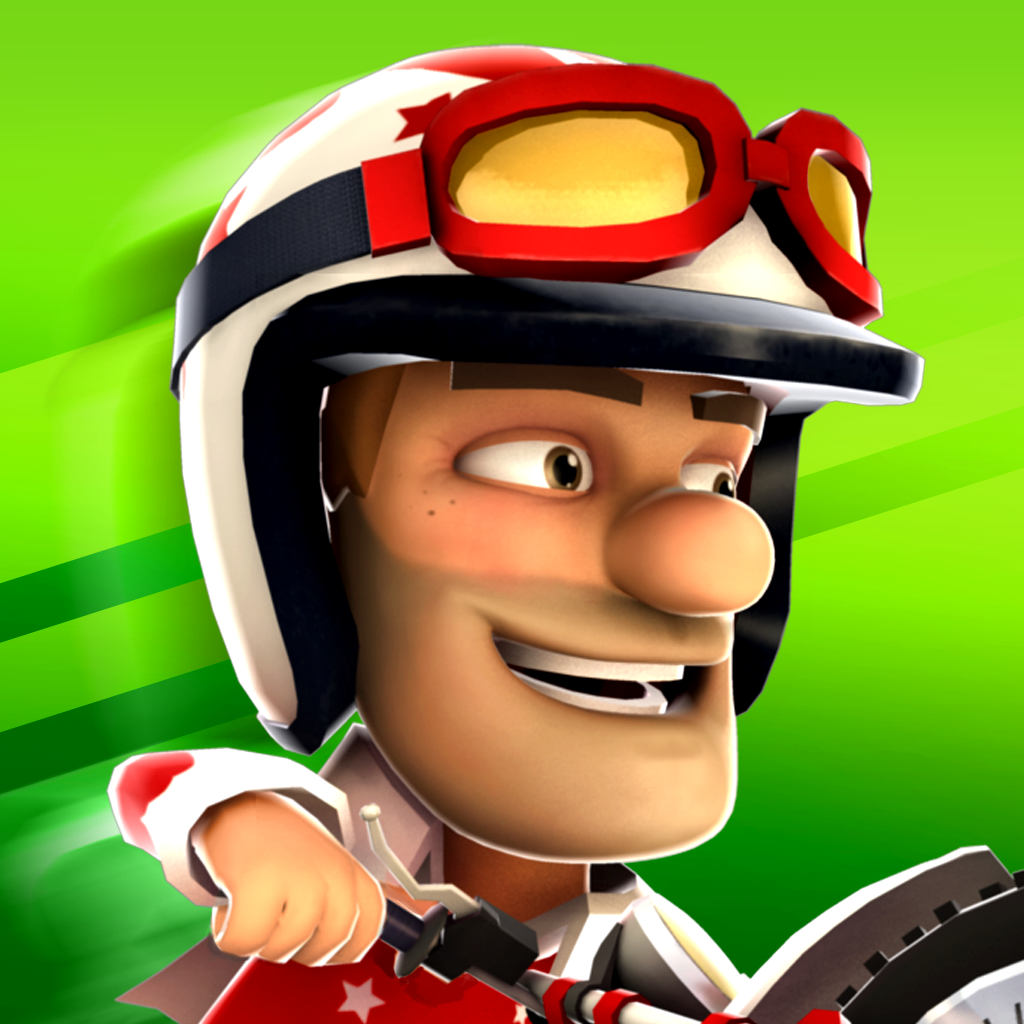 Joe Danger Infinity by Hello Games icon
